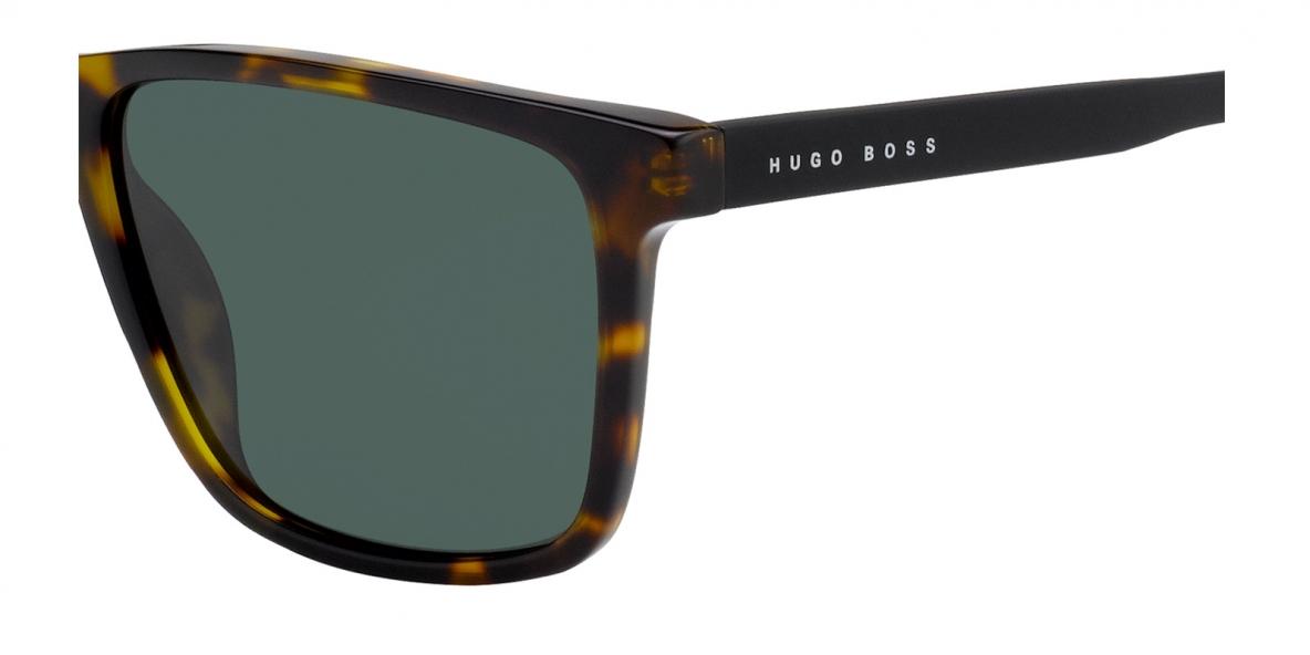 Boss Sunglass 921 086-QT 55عینک آفتابی مردانه هوگوباس مستطیلی