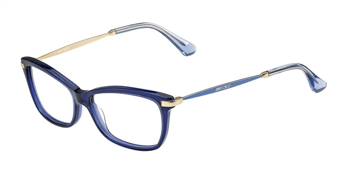 JimmyChoo Optic JC96 7VI15 54 عینک طبی زنانه جیمی چو آبی