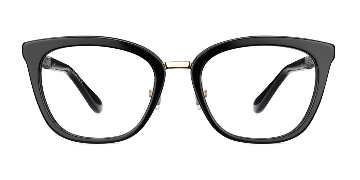 JimmyChoo Optic JC165 FA319 51 عینک طبی زنانه جیمی چو