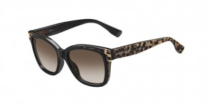 Jimmy Choo BEBI/S PUE/J6 عینک آفتابی زنانه جیمی چو