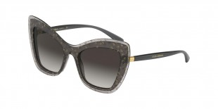 Dolce & Gabbana DG4364 32138G عینک آفتابی زنانه دی اند جی