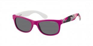 Polaroid Kids P0300/S TCS/Y2 عینک آفتابی دخترانه پسرانه پولاروید