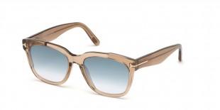 TomFord Sunglass FT0714 45Q عینک آفتابی مردانه زنانه تام فورد مربعی