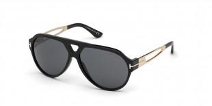 TomFord Sunglass FT0778 01A عینک آفتابی مردانه تام فورد خلبانی