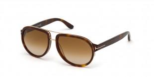 TomFord Sunglass FT0779 53F عینک آفتابی مردانه تام فورد خلبانی