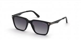 Tom Ford Sunglass FT0862 01B عینک آفتابی مردانه تام فورد مربعی