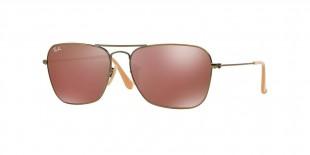 Ray-Ban 3136 1672K 58 عینک آفتابی مردانه ریبن مربعی