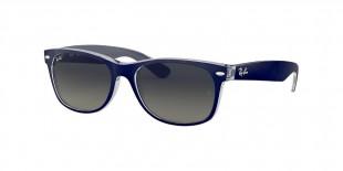 Ray-Ban RB2132 605371 52 عینک آفتابی مردانه زنانه ریبن نیو ویفرر مربعی