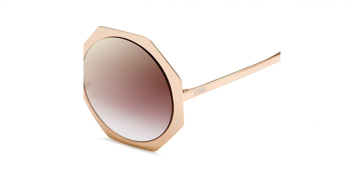 Fendi Sunglass 0152 DDBQH 51 عینک آفتابی زنانه برند فندی