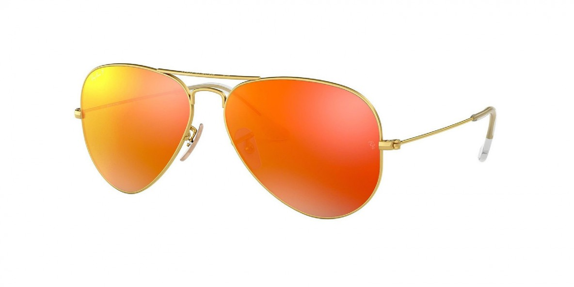 Ray-Ban RB3025 1124D 58 عینک آفتابی مردانه زنانه ریبن خلبانی