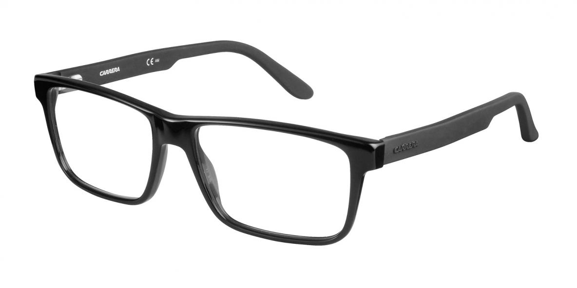 Carrera 6654 KUN-16 53 عینک طبی کررا مدل ۶۶۵۴ مناسب برای آقایان