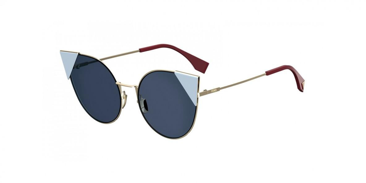 Fendi Sunglass 0190 000A9 57 عینک آفتابی زنانه فندی