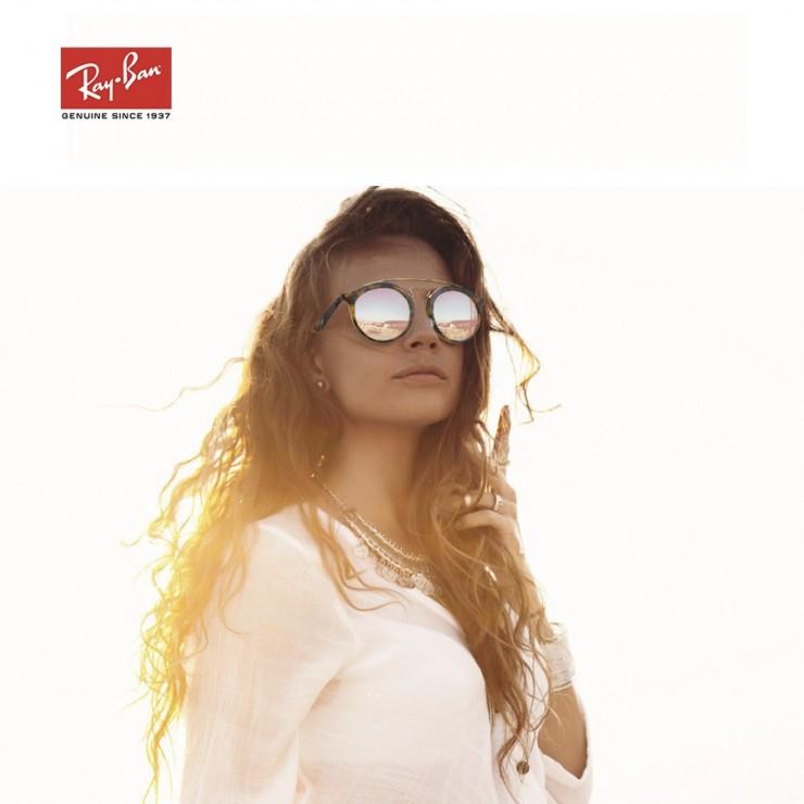 انقلابی در طراحی عینک آفتابی گرد ریبن