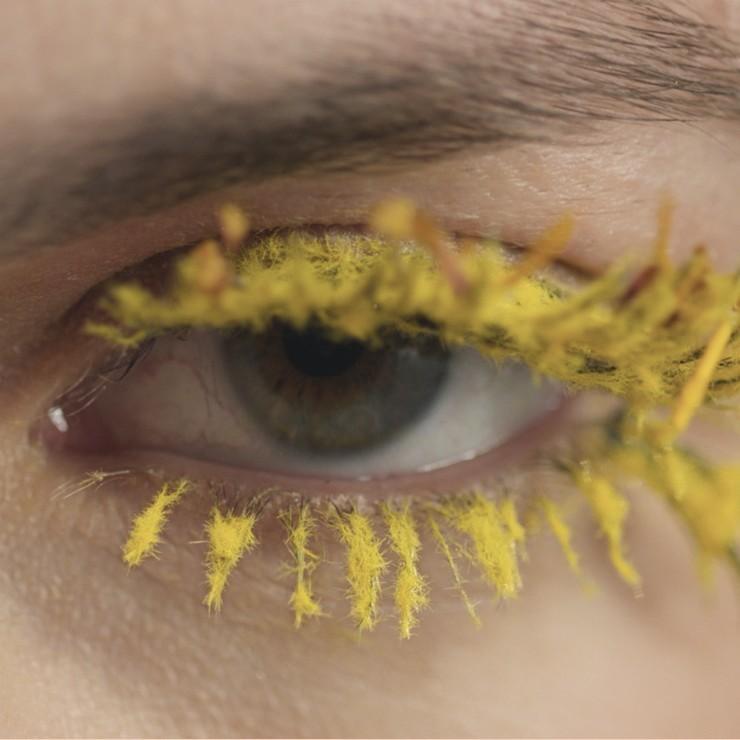 چشم ها و تب یونجه