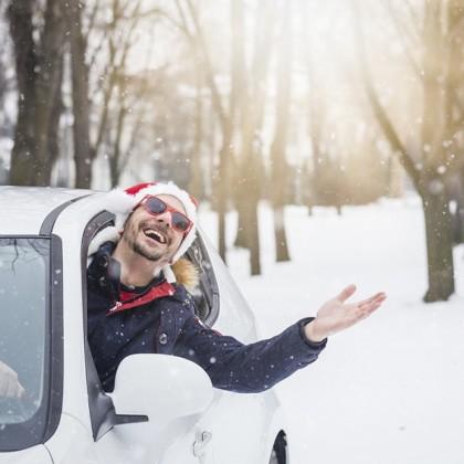 انتخاب عدسی مناسب برای رانندگی زمستانه